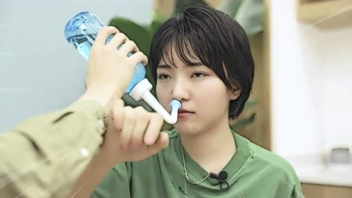 春季鼻炎发作怎么办?这样用生理盐水轻松缓解