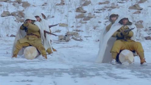 小鬼子入侵东北,不料这冰天雪地的,还给小鬼子创造了好条件