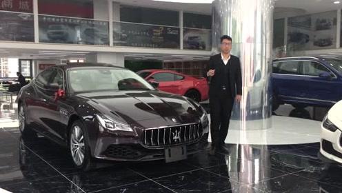 19款玛莎拉蒂总裁解析,意式奢华轿跑玛莎拉蒂总裁价格