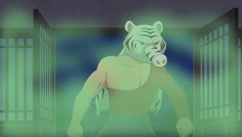 乌龙院:乌龙院师徒赶到,变身虎变防毒面罩助大师兄闯毒阵