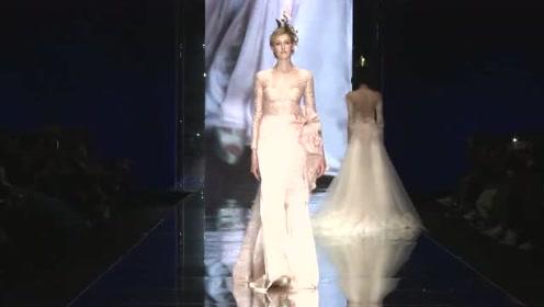 2020米兰婚纱时装周,每款都让你心动!