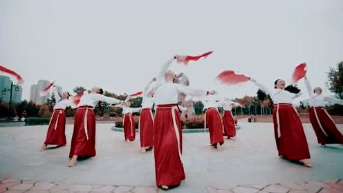 中国舞的美真的就是看气质!