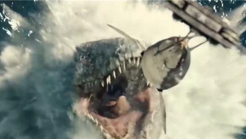 """曾经默默无闻的两栖""""史前巨兽""""苍龙,从陆地走向深海,并称霸海洋!"""