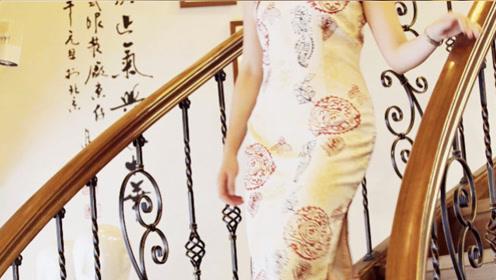 一袭旗袍,重拾岁月里的优雅与从容