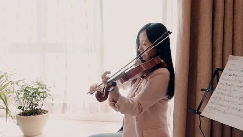 金玟岐《岁月神偷》小提琴 纯声钢琴伴奏