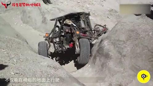 最狂野的越野车,可以征服任何地形,翻山越岭如履平地!