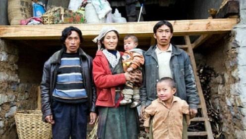 """西藏的""""一妻多夫""""家庭,是如何分配时间的?说出来你都不敢信"""