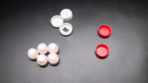 用塑料瓶盖制作一些实用的工具,方法简单又实用