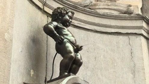 """比利时""""小尿童""""每天消耗25吨水,持续400年,政府终下决定"""