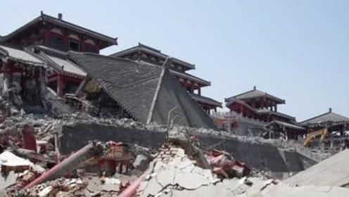 最大烂尾工程,荒废2千年,却被联合国称为世界奇迹