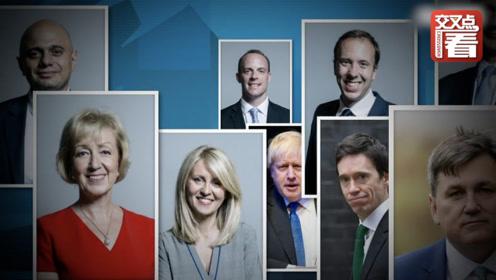 10个英国新首相候选人 7个有吸毒史?!