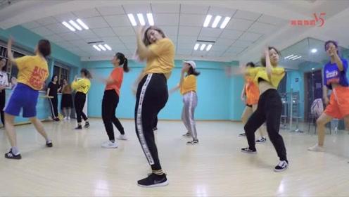 唯舞流行舞教学课堂《throw a fit》