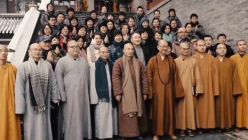 少林寺的和尚活出神仙样,看完他们的伙食,不知现在出家还要吗!