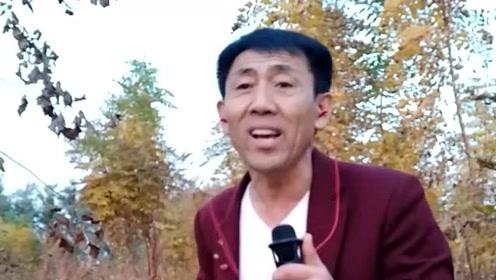 网红大叔翻唱《这条街》,嗓音不输原唱,经典好听!