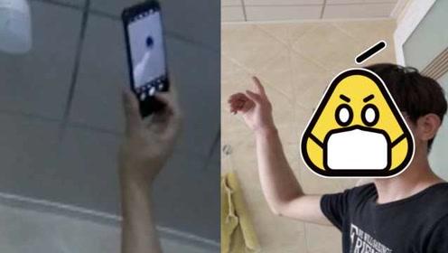 求爱被拒,小伙厕所内安摄像头偷拍女孩俩月,电脑存20部视频