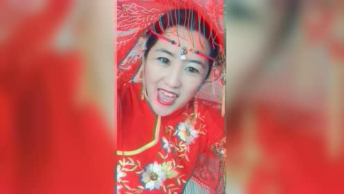 扬州美女做新娘