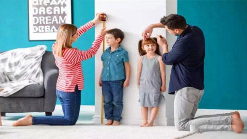 夫妻二人,谁的基因决定了孩子的长相和身高?看完都别争了