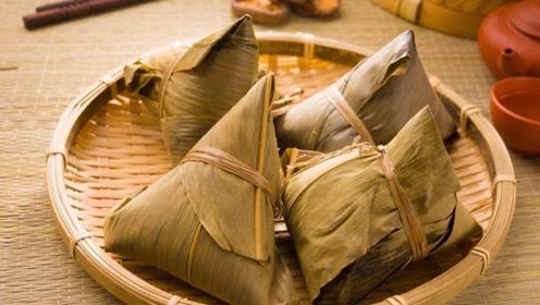包粽子传统老方法,棱角分明还煮不散,简单4步就搞定,一看就会