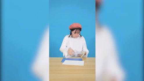 小姐姐挑战超高难度纸雕灯,她能成功吗?