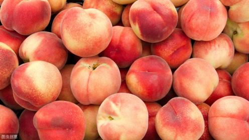 爱吃桃子的注意了,多亏果店老板提醒,别不当个事,早点提醒家人