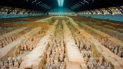 秦始皇陵为什么迟迟不挖 专家看完航拍图:还好没挖