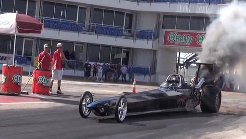 世界最快柴油车,6.89秒就达169迈,布加迪GTR也比不了