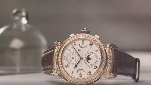 全手工制作独具匠心,手表精致到鹿晗都为之着迷!