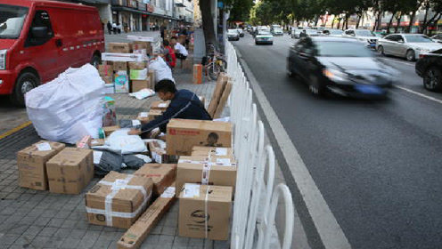 中国6月快递量超日本全年 外媒:中国物流碾压亚马逊,你贡献了