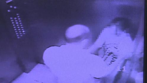 南宁男子电梯内猥亵女邻居,被警察抓到却称不记得了