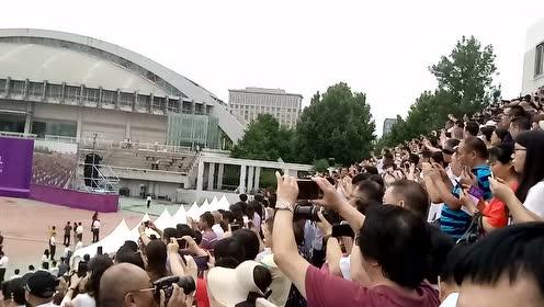 清华大学毕业典礼
