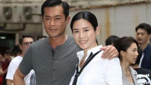 港媒爆料天王古天乐将结婚对象 经纪人这样人回应