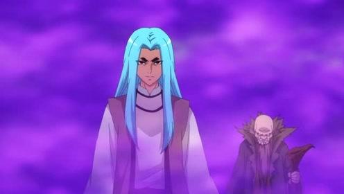 《狐妖小红娘》长老放出剧毒无法抵挡,没想到他的出现让公主发呆