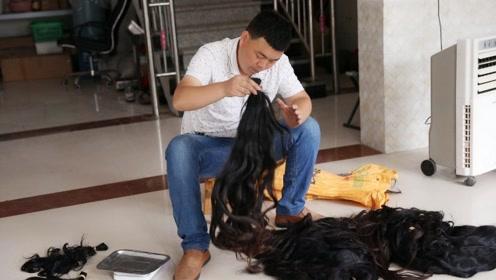 张大哥的解忧假发店:有个姑娘剪掉长发,只为给化疗的妈妈做假发