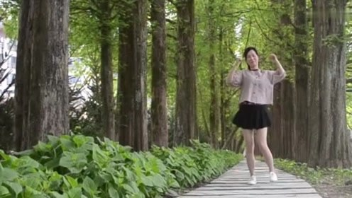 广场舞《远走高飞》动感时尚第二版本