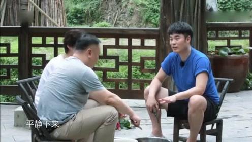 傻狍子兄弟干农活到质疑人生 鹿晗陈赫秒变表情包