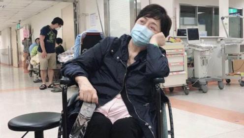 过度操劳?72岁甄珍头晕呕吐凌晨被送入院