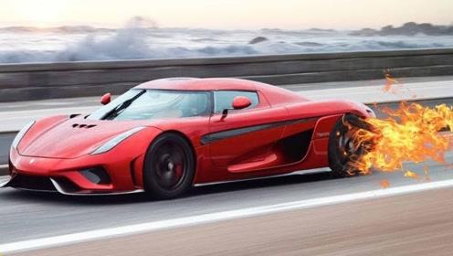 全球跑得最快的5辆车,布加迪威龙只能排第三