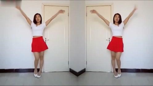 广场舞炫动一起《火火火起来》动感时尚看到了以前的视频