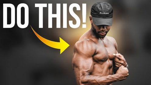 在家如何锻炼出健硕的肩部?倒立俯卧撑和下压俯卧撑最有效