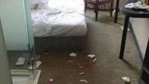 酒店钟点房比住一晚还难打扫,保洁大妈说漏嘴:原来都在干这些