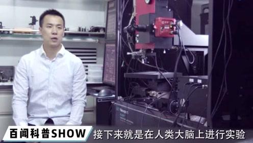 """中国造""""荧光""""神线,放大1300倍之后看到""""神经元"""",真牛"""