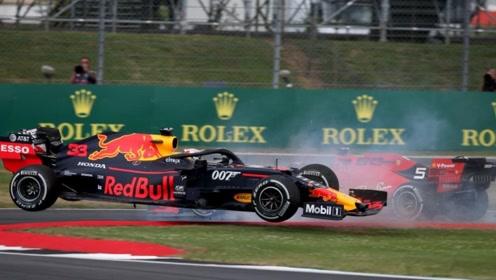 雪上加霜:法拉利红牛F1赛道撞车,还有人能阻止梅奔吗?