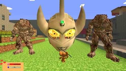 gmod游戏怪兽把杰瑞鼠的零食藏在哪里?