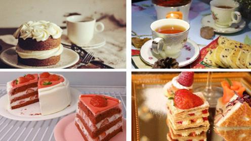 心理测试:下午茶你喜欢吃哪些食物?测你的压力大不大