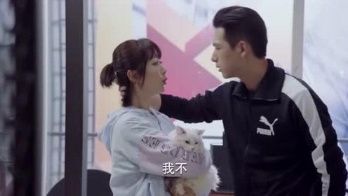 亲爱的热爱的:佟年韩商言正式和好,佟年韩商言接吻