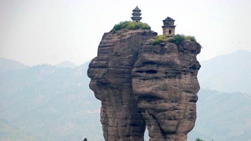 世界上最不可思议的寺庙,高不可攀,近代无人上去过,就在河北!