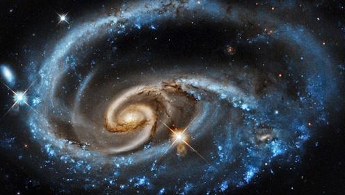 卫星无法飞出银河系,为什么能拍摄出银河系的照片?