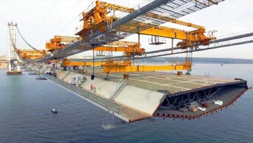 国外的造桥技术真的比中国差吗?看完这个视频你就知道了