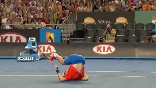 秀!蒂花之秀!太秀了 打网球打成这样,神了!