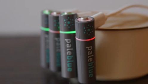 给电池插上数据线,发生的变化,真是太实用了